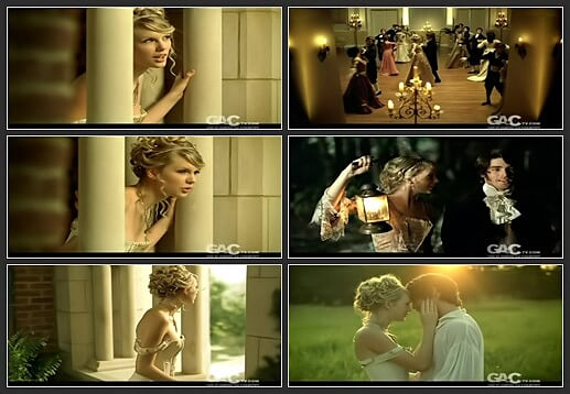TAYLOR SWIFT LOVE STORY HAIR